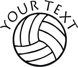 Volleyball Mod1 Decal